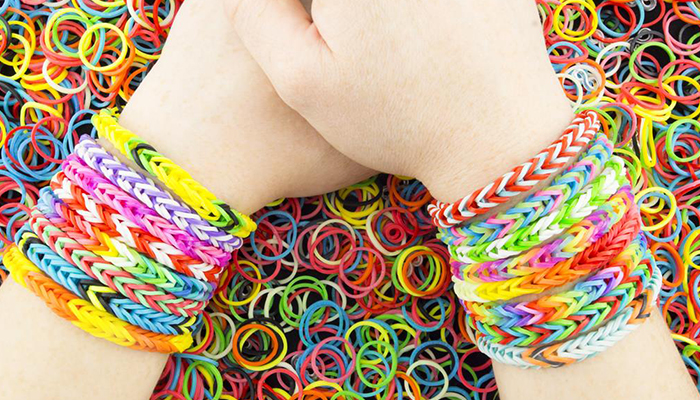 Kids friendship bands